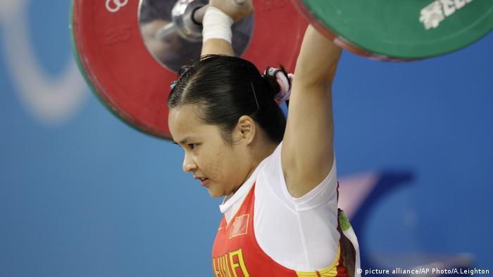 Chen Xiexia Gewichtheben