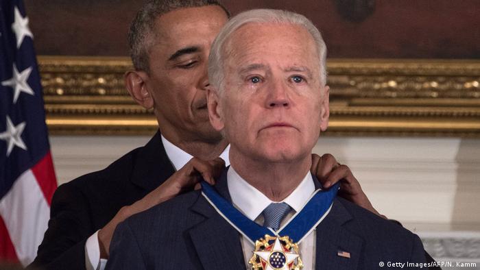 Biden je primio Medalju slobode sa suzama u očima