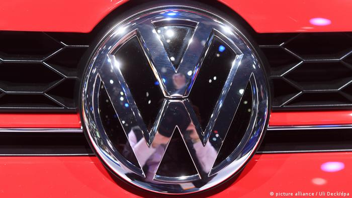 USA Detroit Auto Show 2017 - VW Volkswagen (picture alliance / Uli Deck/dpa)