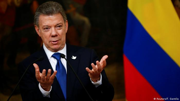 Colombia and ELN meet to set up peace talks