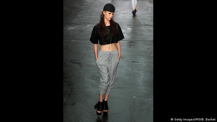 Tag der Jogginghose - Alexander Wang Kollektion (Getty Images/IMG/B. Barket)