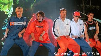 Backstreet Boys (picture-alliance/dpa/W. Weihs)