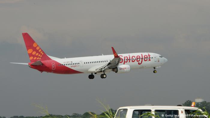 Indien Spicejet kauft Boeing Flugzeuge