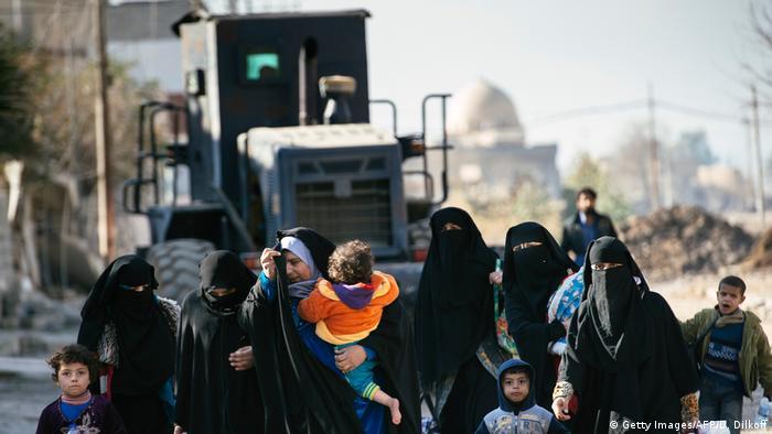 Irak Kampf um Mossul