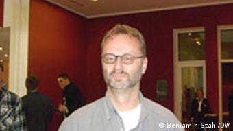 Bernhard Steinberg (Quelle: Benjamin Stahl/DW)