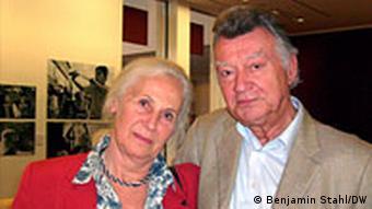 Hedi und Frithjow Wahl (Quelle: Benjamin Stahl/DW)