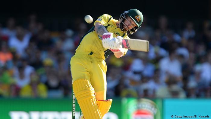 Cricket Pakistan - Australien in Brisbane (Getty Images/B. Kanaris)
