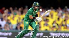 Cricket Pakistan - Australien in Brisbane