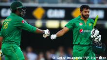 Cricket Pakistan - Australien in Brisbane