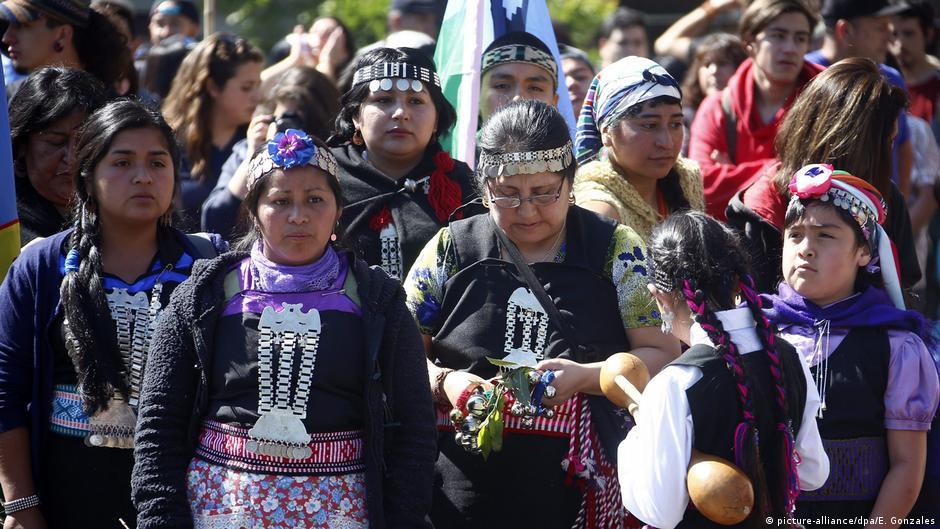 Resultado de imagen para mapuches vs benetton
