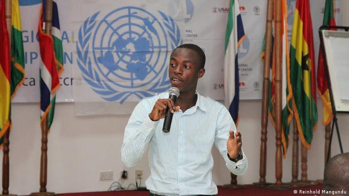 DW eco@africa - Joshua Amponsem (Reinhold Mangundu)