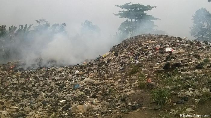 DW Sendung Eco@Africa Müllkippe