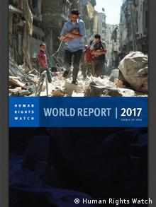 Human Rights Watch World Report 2017 Cover
