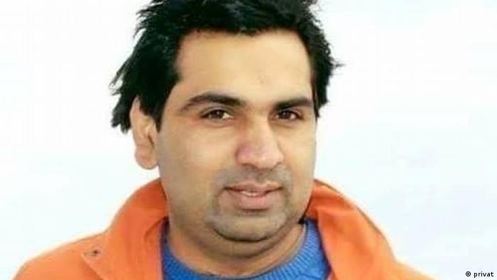 Pakistani activist Waqas Goraya: ′Progressive voices are