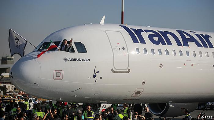 ایرباس بزرگترین بازنده خروج آمریکا از برجام است. در ژانویه سال ۲۰۱۷ ایران سفارش خرید یکصد فروند هواپیمای ایرباس را به ارزش ۲۳ میلیارد یورو داد. سه فروند هواپیما به ایران تحویل داده شد و حالا آمریکا اجازه صادرات این هواپیما به ایران را لغو کرده است. کمپانی اروپایی ایرباس بخشی از تولیدات خود را در آمریکا تامین میکند.