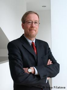 Хендрик Цёрнер из Немецкого союза журналистов