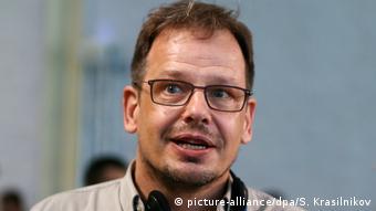 Der Journalist Hajo Seppelt