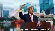 US Außenminster John Kerry in Vietnam