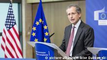 Brüssel USA - EU-Botschafter Anthony L. Gardner