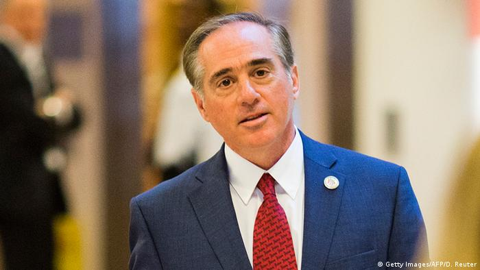 David Shulkin (Getty Images/AFP/D. Reuter)