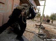 Бої на вулицях Мосула