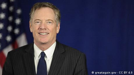 Robert Lighthizer (greatagain.gov - CC BY 4.0)