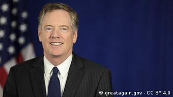 USA Regierung Trump - Robert Lighthizer, nominiert als Trade Representative (greatagain.gov - CC BY 4.0)