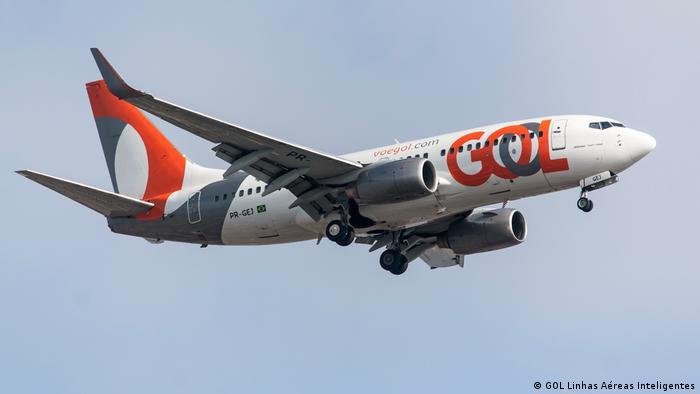 GOL Linhas Aéreas Inteligentes - Boeing 737 (GOL Linhas Aéreas Inteligentes)