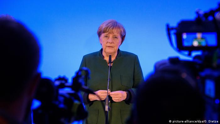 Deutschland Auftakt Klausurtagung CDU-Bundesvorstand