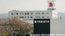 Japan Takata Automobilmontagewerk in Echigawa (picture-alliance/dpa/K. Mayama)