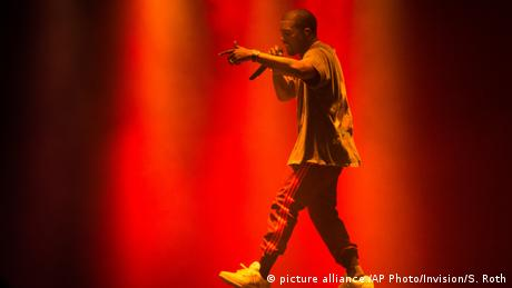 Kanye West (picture alliance /AP Photo/Invision/S. Roth)