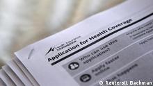 Трамп подписал указ о частичной отмене реформы здравоохранения Обамы