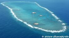 Japan Okinotorishima Atoll