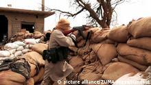 Syrien IS Offensive auf Deir el-Zour ARCHIV