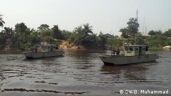 Nigeria Spannungen im Niger Delta
