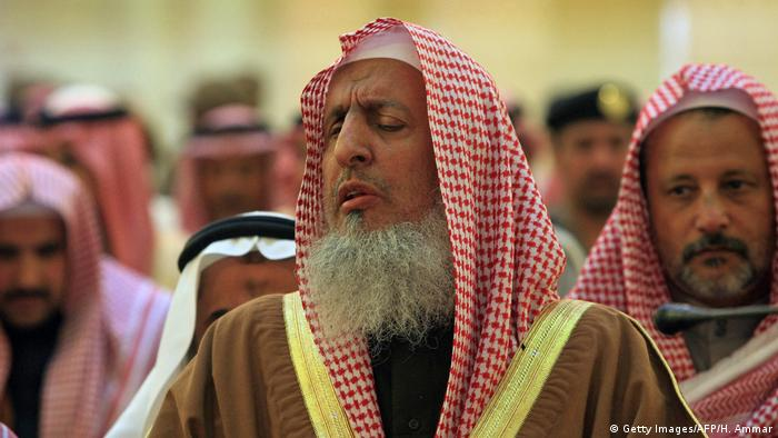 Saudi Arabien Der Großmufti Abd al-ʿAzīz Āl asch-Schaich (Getty Images/AFP/H. Ammar)