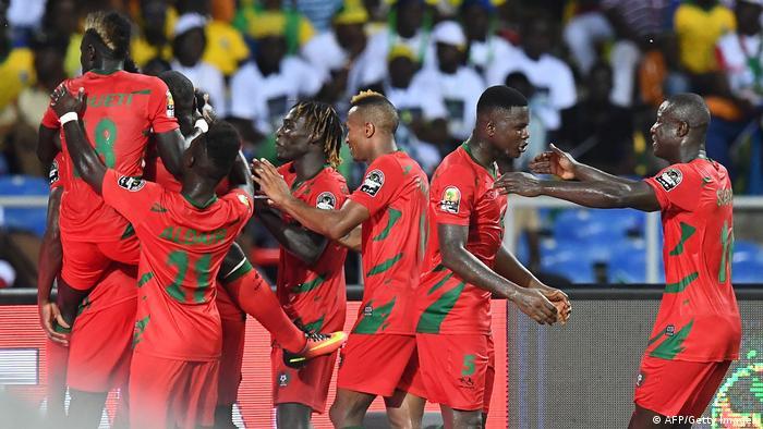 Fussball Africa Cup 2017 - Gabon vs Guinea-Bissau