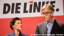 Bundestagswahl - Die Linke - Wagenknecht Bartsch