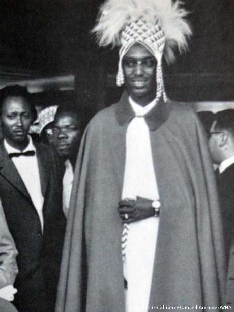 Ruanda letzter König Kigeli V Ndahindurwa