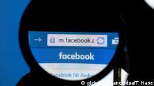 Social Media - Facebook (picture-alliance/dpa/T. Hase)