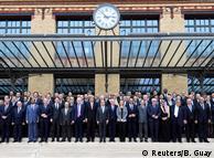 Учасники саміту в Парижі