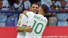 Africa Cup of Nations 2017 Riyad Mahrez