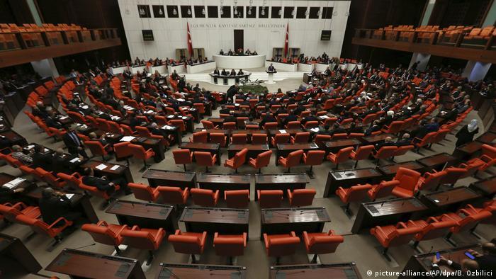 парламент в Анкаре
