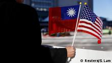 Symbolbild Beziehungen USA - Taiwan