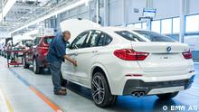 BMW factory in South Carolina (BMW AG)