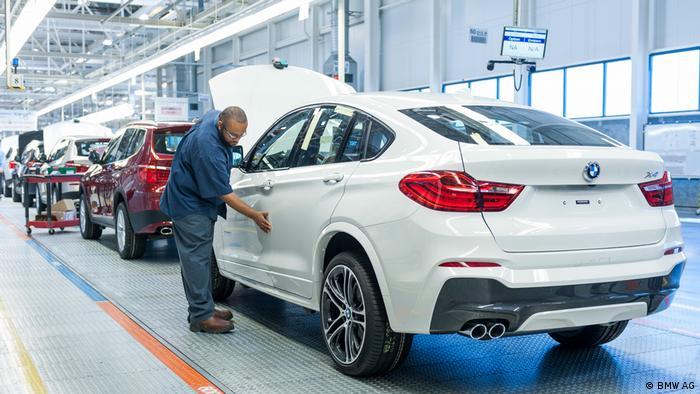 Pogon BMW-a u Spartanburgu