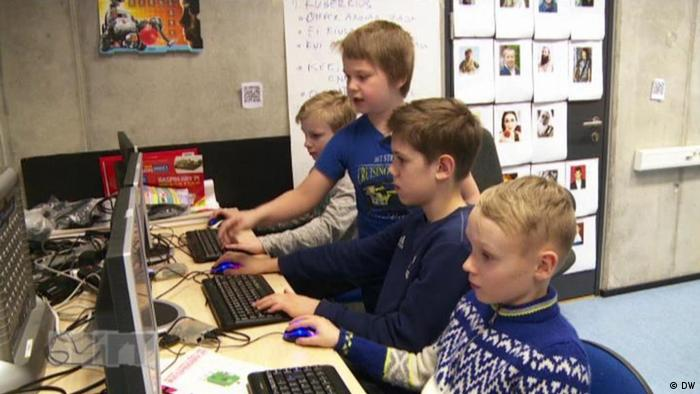 DW Sendung Shift Estland digital 2
