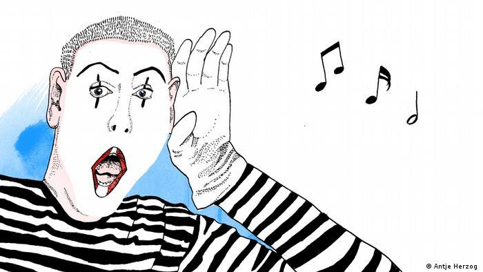 Sprichwörter Illustrationsprojekt Teil 3 (Antje Herzog )