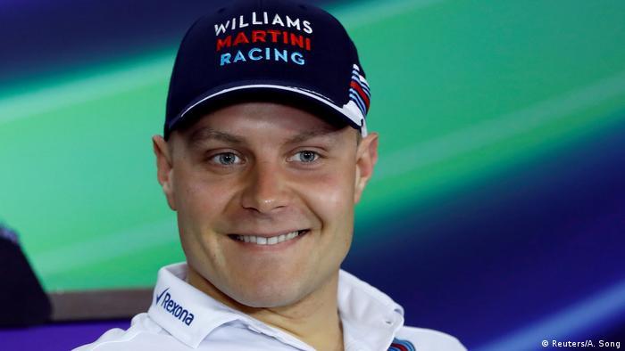 Formel-1-Fahrer Valtteri Bottas