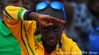 Fußball | Africa Cup 2017 | Gabun vs Guniea Bissau